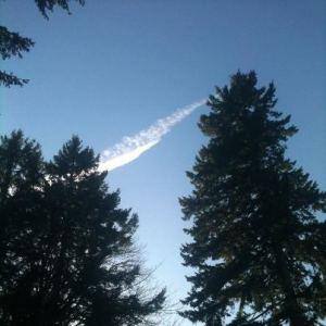 sky streak